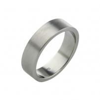 Titanium Plain Wedding Ring